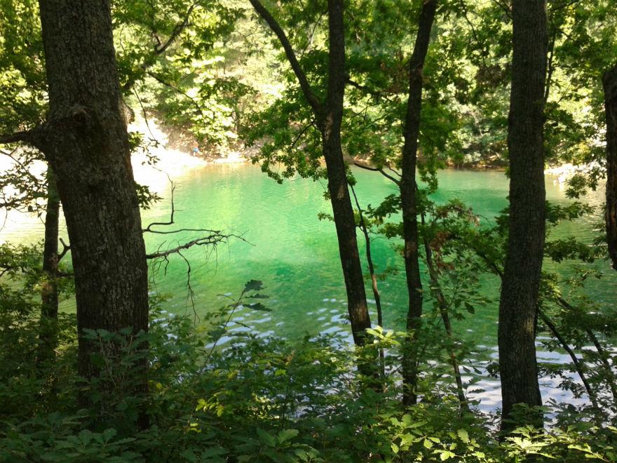 lacul albastru 1
